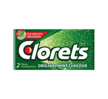 Clorets Original Mint Chewing Gum 2ƒ??s X 60