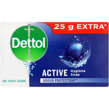 Dettol Soap Bar Active 175gr