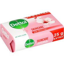 Dettol Soap Bar Skin Care 175gr