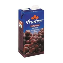 Fruitree Nectar Juice Red Grape 1 Liter