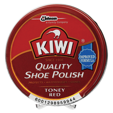 KIWI Shoe Polish Toney Red 50ml