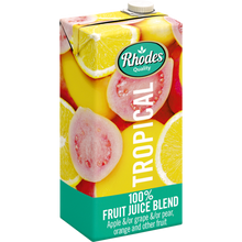 Rhodes Tropical 100% Natural Juice Blend 1 Liter