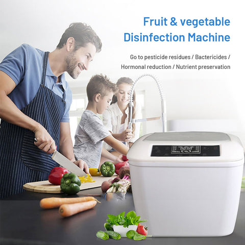 Fruit & vegetable Disinfection Machine