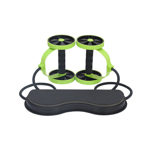 Multifunctional Healthy Abdomen Double Wheel