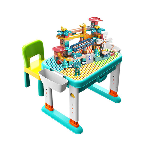 Multifunctional Building Block Table