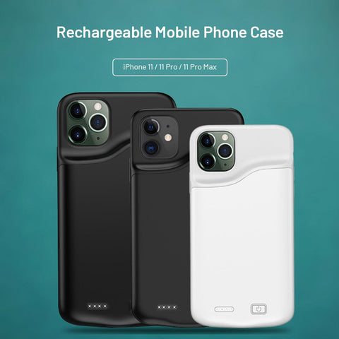 Rechargeable Mobile Phone Case