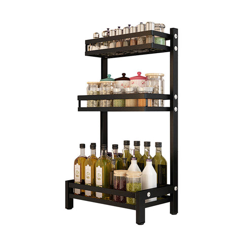 Three-layer Spice Rack