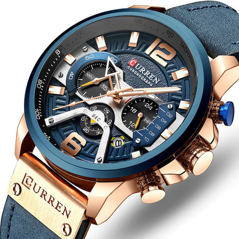 CURREN Men's Mechanical Watch