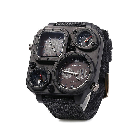 Cross-country Outdoor Compass Watch