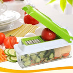 12 Piece Vegetable Cutter Set