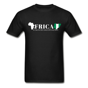 Nigeria Shirt - black