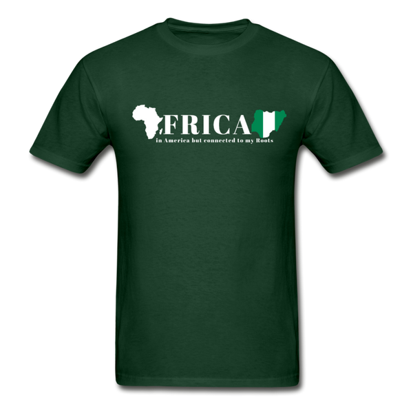 Nigeria Shirt - forest green