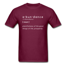 Load image into Gallery viewer, Abundance - burgundy