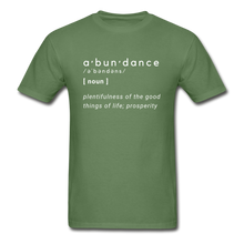Load image into Gallery viewer, Abundance - military green