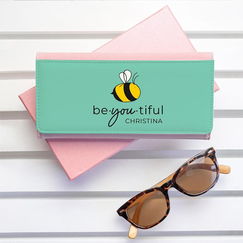 Bee You Pink Wallet - One of a Kind Gifts UK