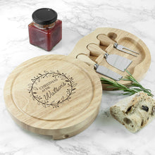Load image into Gallery viewer, Classic Family Christmas Cheese Set - One of a Kind Gifts UK