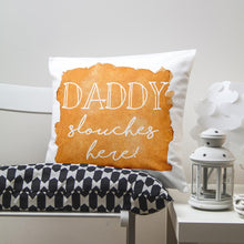 Load image into Gallery viewer, Coastal Watercolour Cover Personalised Cushion Cover - One of a Kind Gifts UK