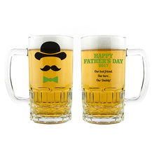 Load image into Gallery viewer, Gentleman Dad's Beer Tankard - One of a Kind Gifts UK