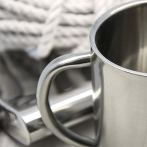 Legend Dad's Stainless Steel Mug - One of a Kind Gifts UK