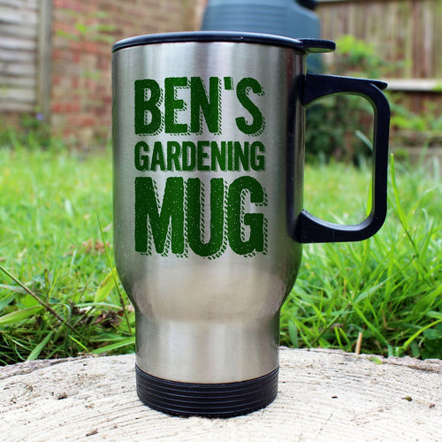 My Gardening Mug - One of a Kind Gifts UK