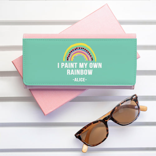 My Own Rainbow Pink Wallet - One of a Kind Gifts UK