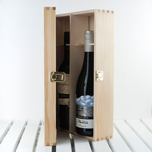 Load image into Gallery viewer, Romantic Wreath Double Wine Box