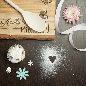 Personalised Baker's Kitchen Rustic Chopping Board - One of a Kind Gifts UK
