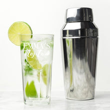 Load image into Gallery viewer, Personalised Mojito Glass - One of a Kind Gifts UK