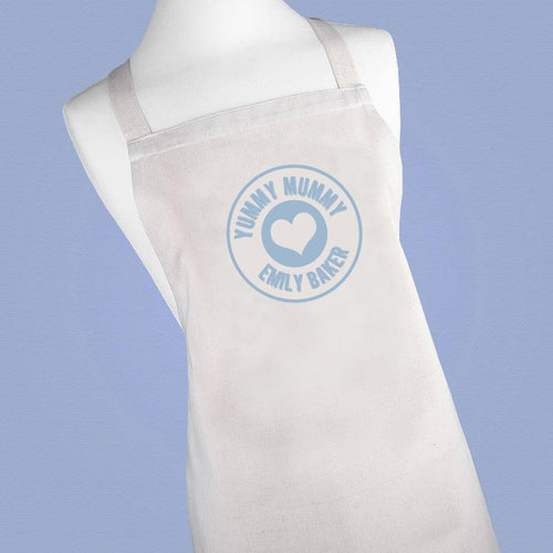Personalised Yummy Mummy Apron - One of a Kind Gifts UK