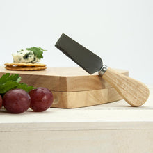 Load image into Gallery viewer, Retro 'Game On' Couples' Heart Cheese Board - One of a Kind Gifts UK