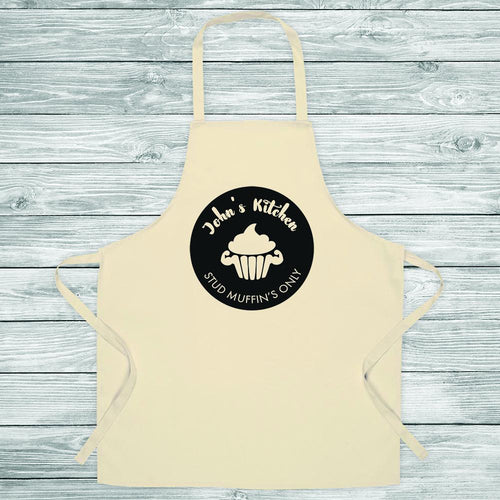 Stud Muffin Apron - One of a Kind Gifts UK
