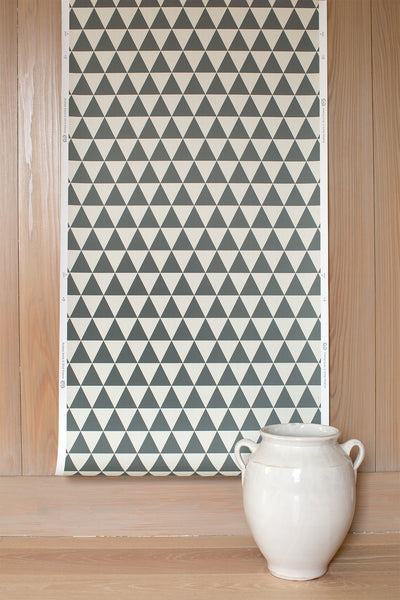 Triangles Wall Paper