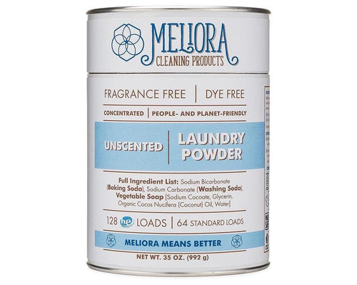 Meliora Laundry Powder - Unscented