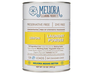Meliora Laundry Powder - Lemon