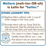 Meliora Laundry Powder - Lemon - Details