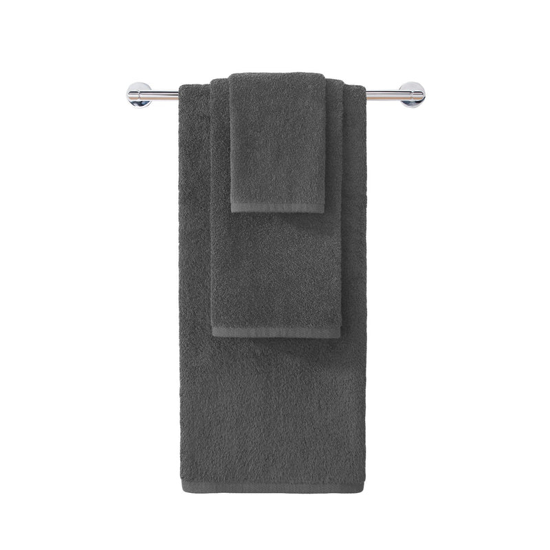 Gray 3 piece set  Bath Set US American Made Bath Towels