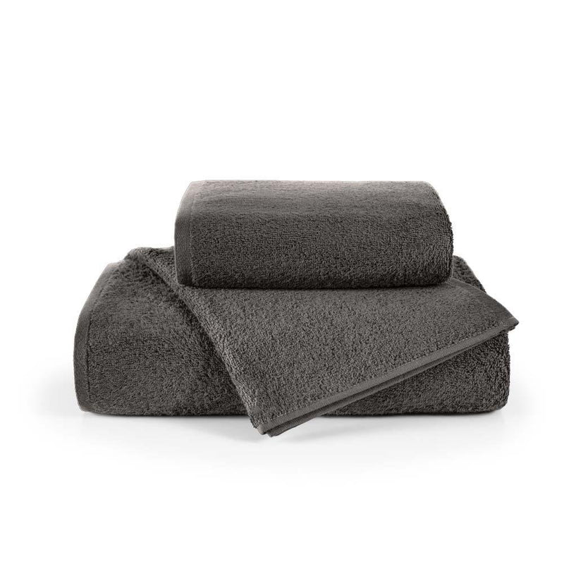 American Made Towel Set Gray 3 pce