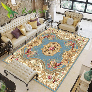 Modern Soft Persian Carpet For Living Room Non-slip Antifouling Carpet