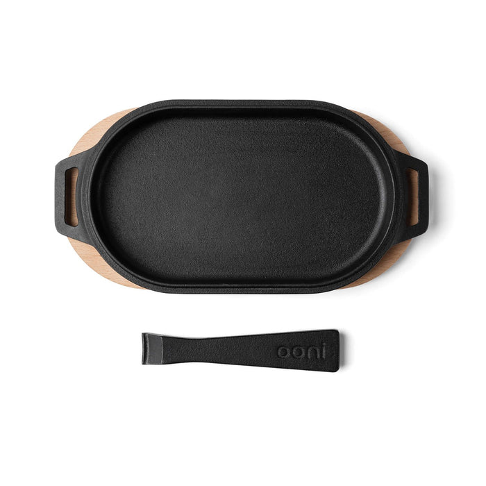 Ooni Cast Iron Sizzler Pan - Ooni Europe