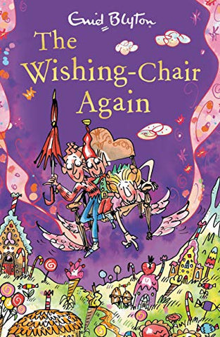 The Wishing Chair by Enid Blyton (Available in ePUB/Mobi and PDF Formats)