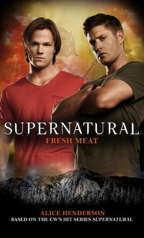 Supernatural 1-12 Ebooks Collection Available in ePUB/Mobi and PDF Formats
