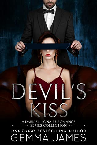 The Devil's Kiss Series by Gemma James (03 Ebooks Available in ePUB/Mobi and PDF Formats)