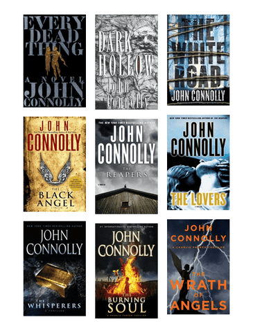 Charley Parker Series by John Conolly Available in ePUB/Mobi and PDF Formats