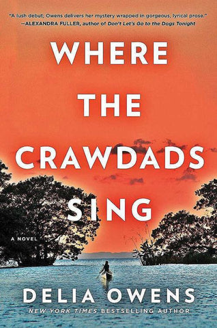 Where The Crawdads Sing by Delia Owens (ePub/Mobi and PDF formats)