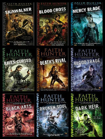 Jane Yellowrock Complete Series by Faith Hunter (Available in ePub/Mobi and PDF formats)