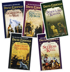 The Malloreon Series by David Eddings (Available in ePub/Mobi and PDF Formats)