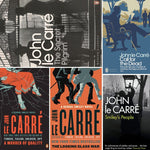 Every John Le Carré24 Ebooks Collection (Available in ePUB/Mobi and PDF Formats)