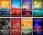 Midnight Breed Series by Lara Adrian (Available in ePub/Mobi and PDF formats)