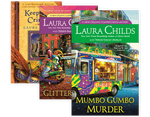 Scrap booking Mystery Series by Laura Childs