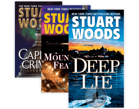 Will Lee Series by Stuart Woods